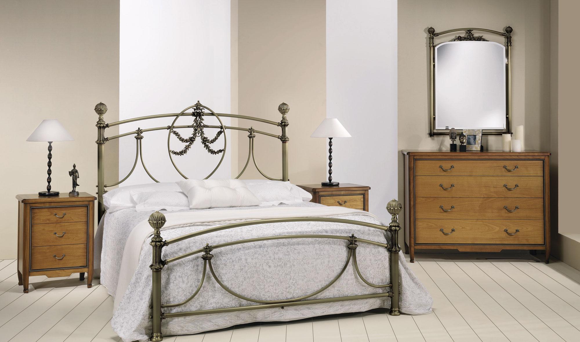 Dormitorio forja Alexia en Portobellostreet