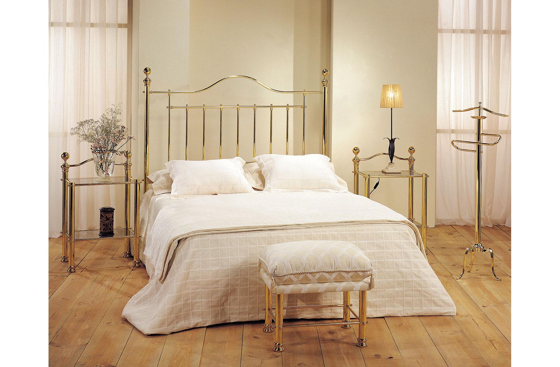 Dormitorio forja noemi en - Muebles en forja ...