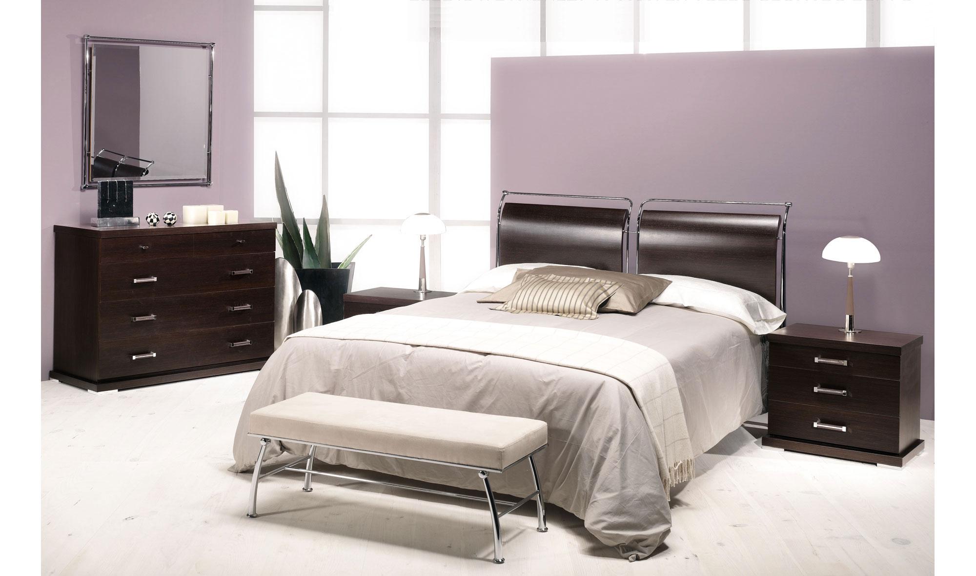 Dormitorio forja tebas no disponible en - Muebles de forja ...