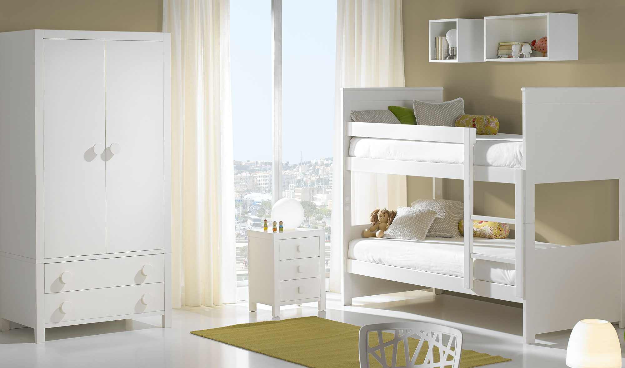 Dormitorio infantil kika vi no disponible en - Muebles dormitorios infantiles ...