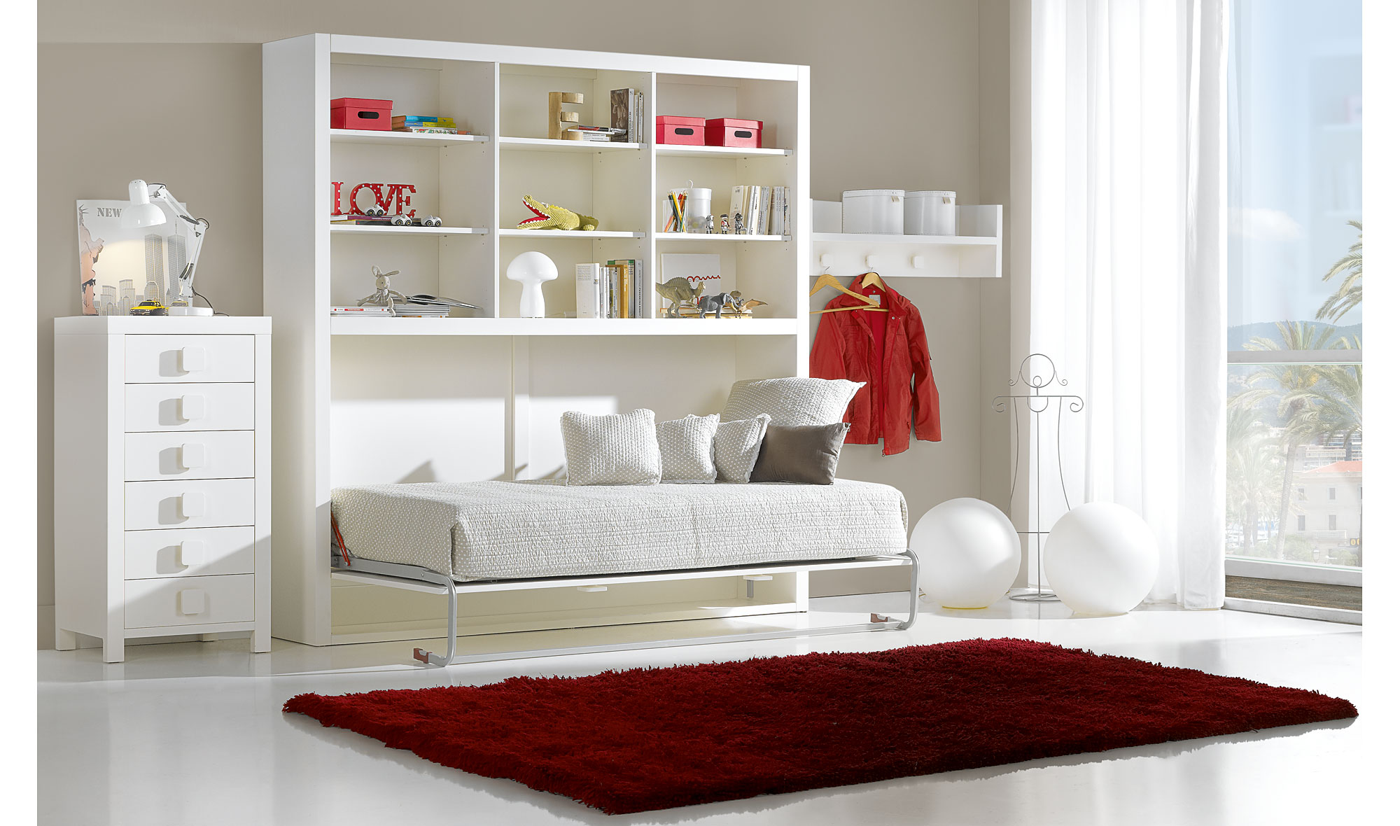 Dormitorio infantil kika viii en tu - Muebles dormitorio infantil ...