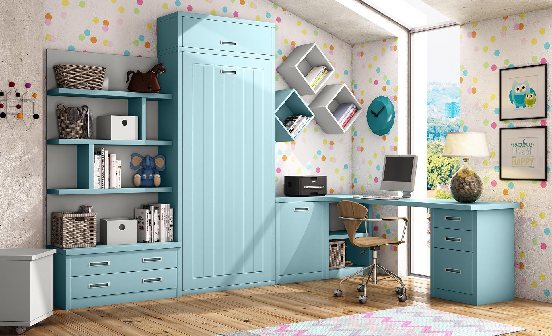 Dormitorio juvenil ilusi n en - Dormitorios juveniles el mueble ...