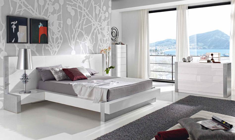 Dormitorio moderno dharma no disponible en for Muebles dormitorio modernos
