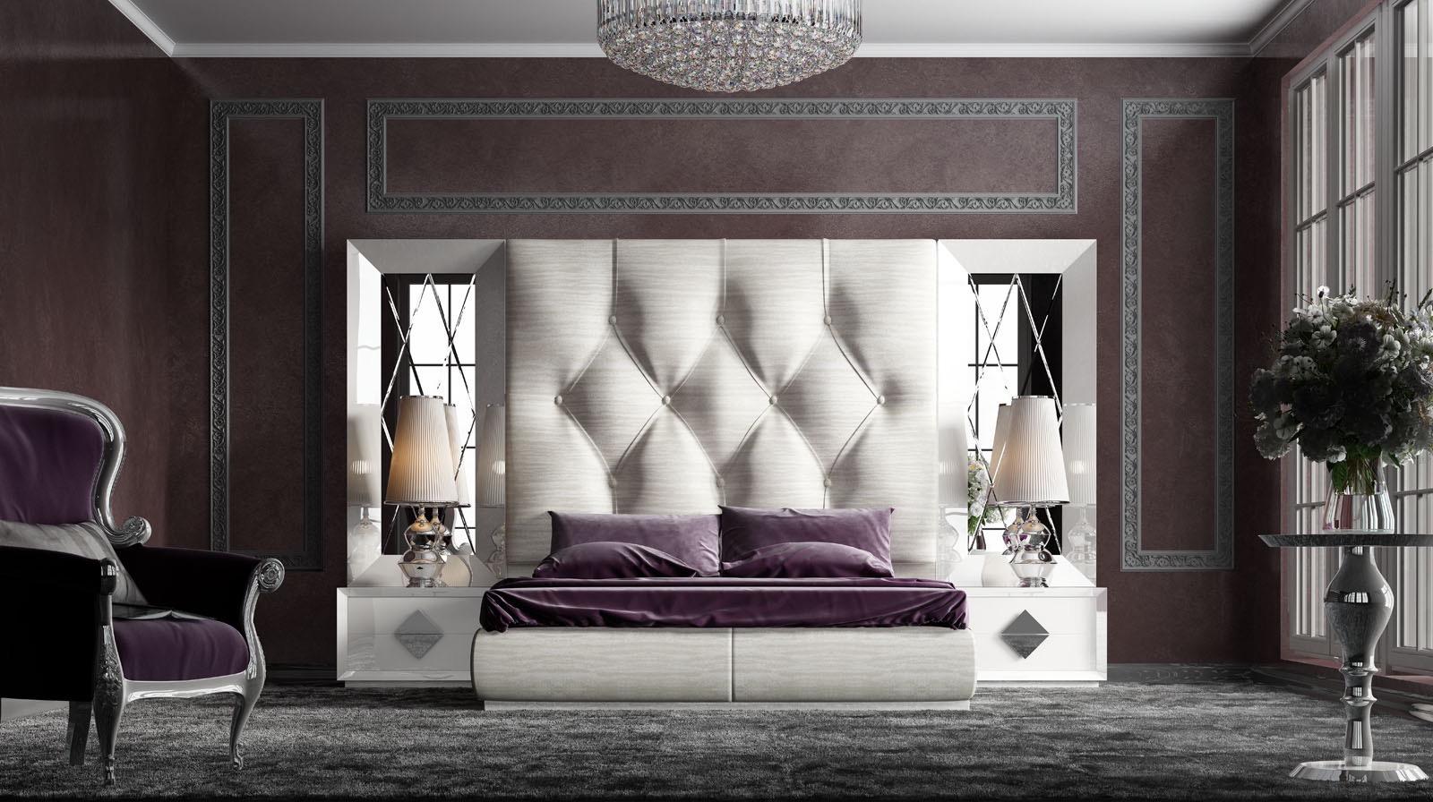 Dormitorio moderno klassic sabrina no disponible en - Muebles dormitorio moderno ...
