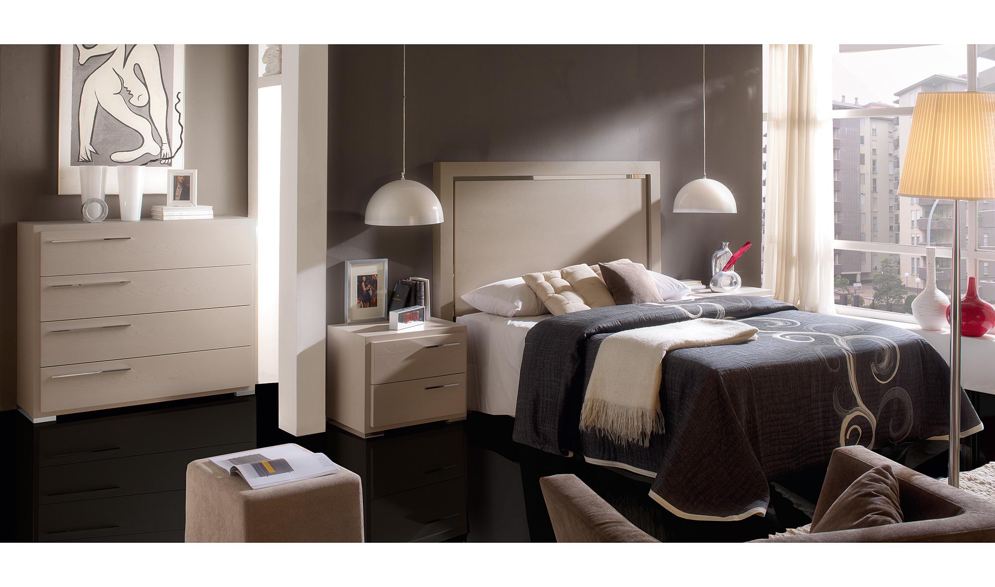 Dormitorio moderno volga essence en - Baules para dormitorios ...