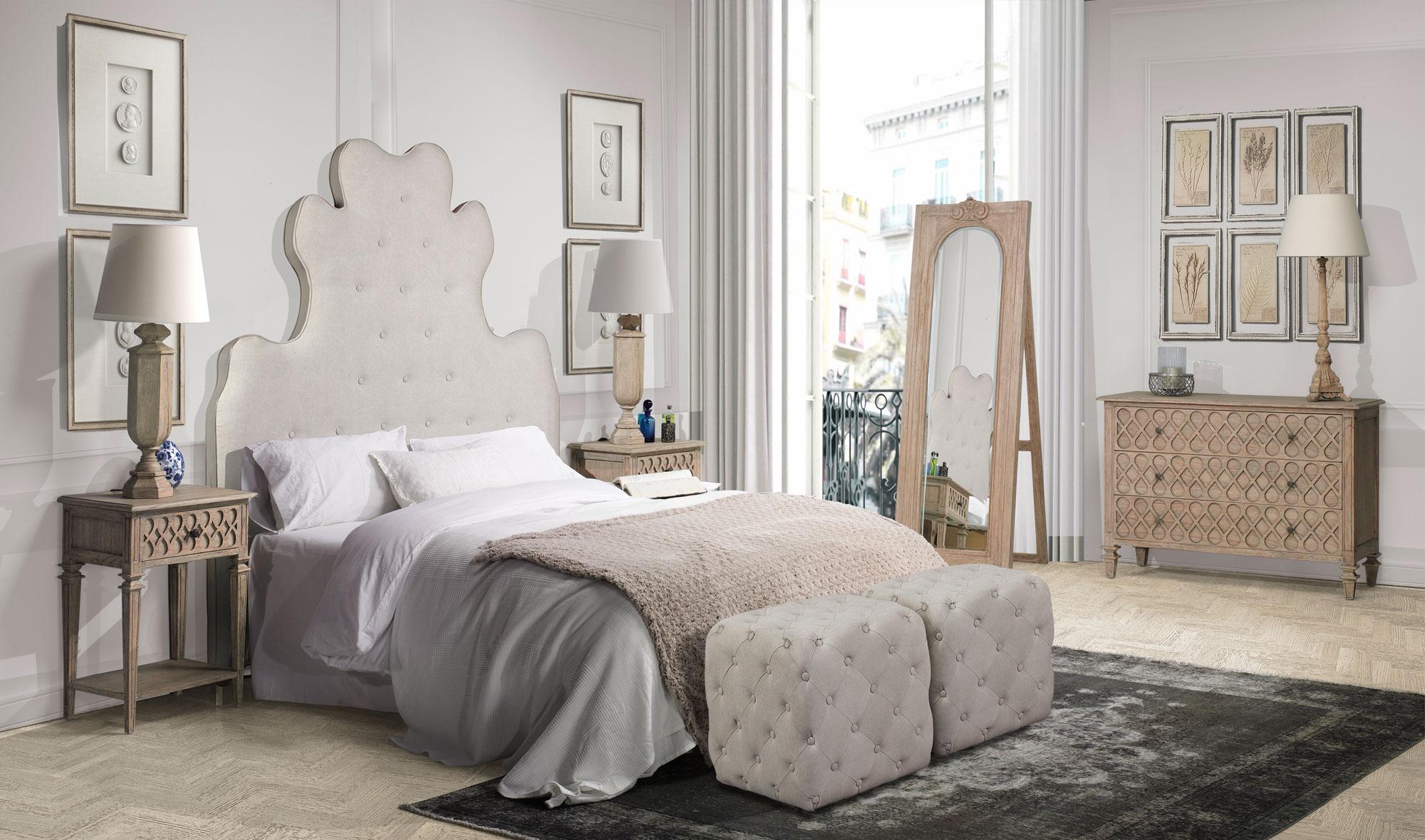 Dormitorio vintage artisan en - Decoracion vintage dormitorios ...