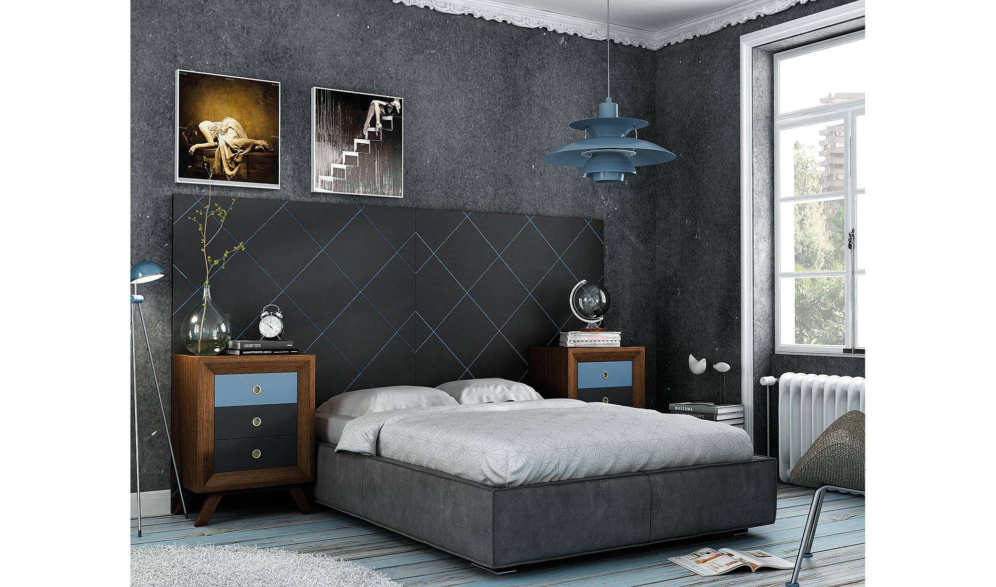 Cabecero vintage electra de lujo en - Dormitorios de lujo ...