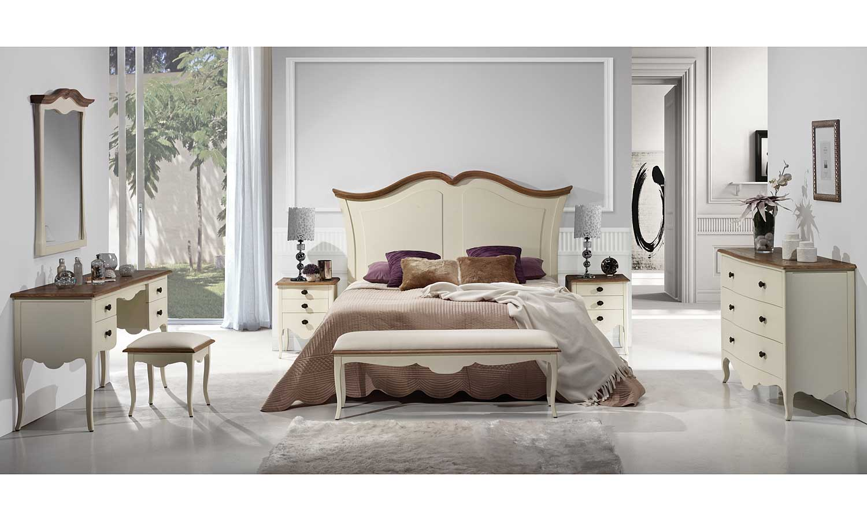 Dormitorio vintage lafayette en for Muebles dormitorio vintage