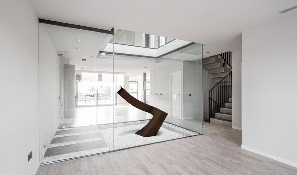 Escultura estudio del espacio ii de lujo en - Muebles studio ...
