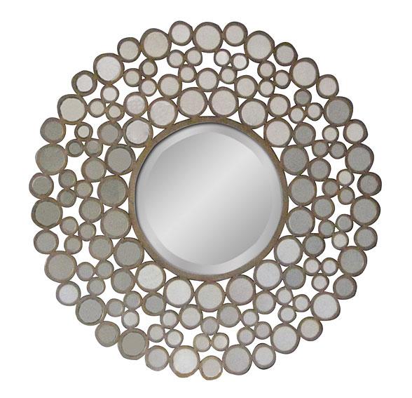 Espejo circular cassidy no disponible en for Espejo circular
