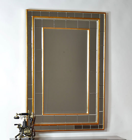 Espejo Clásico Dagmar