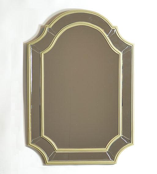 espejo clsico dahnya de lujo