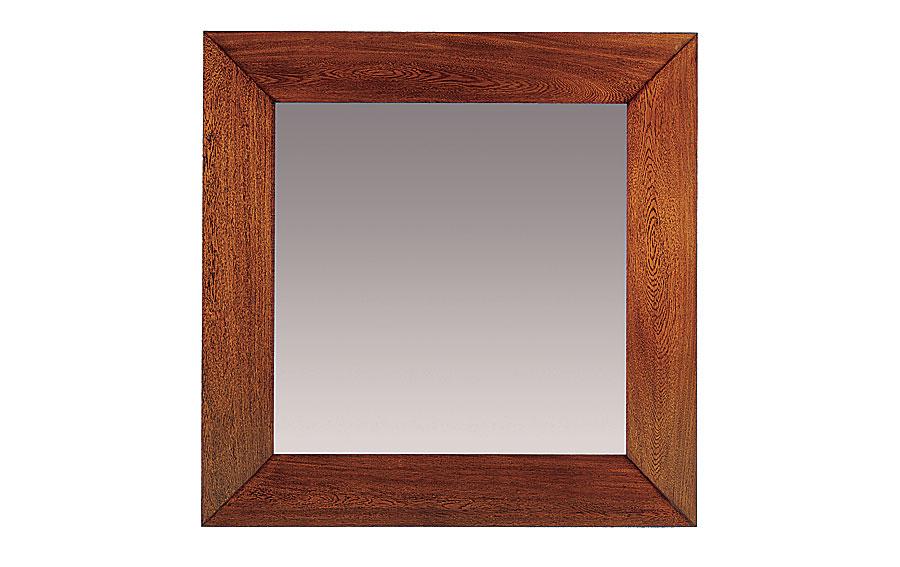 espejo clsico cuadrado