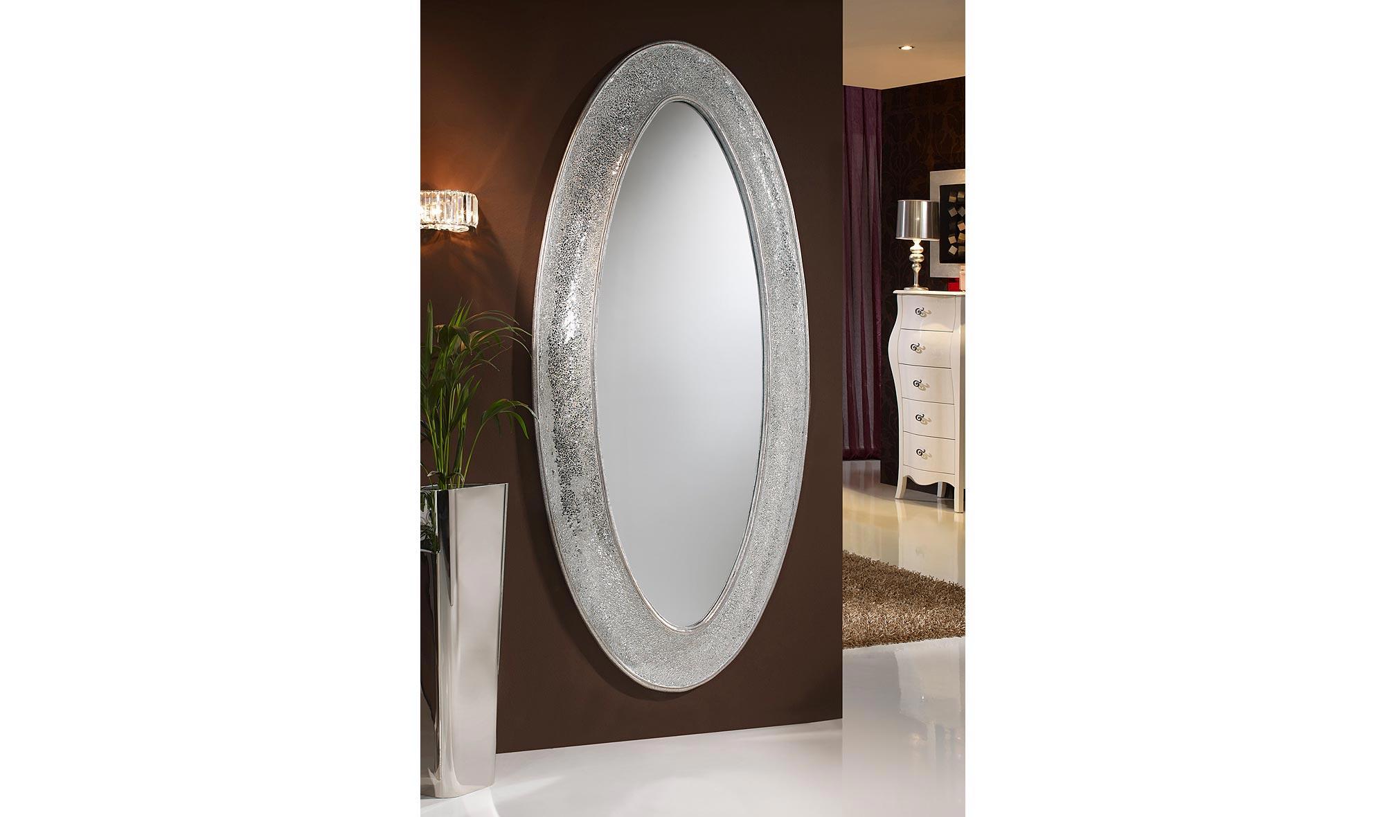 Espejo gaud oval vestidor en for Gaudi muebles