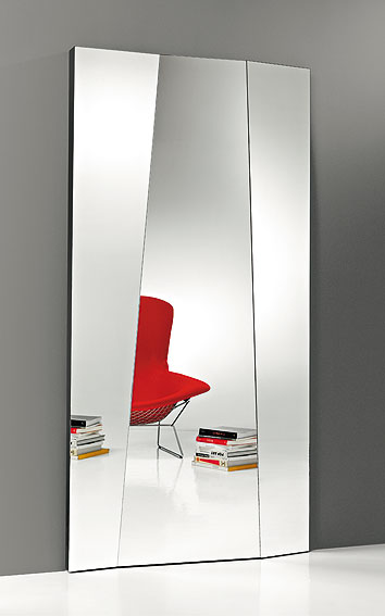 Espejo grande autostima en for Espejos ovalados grandes