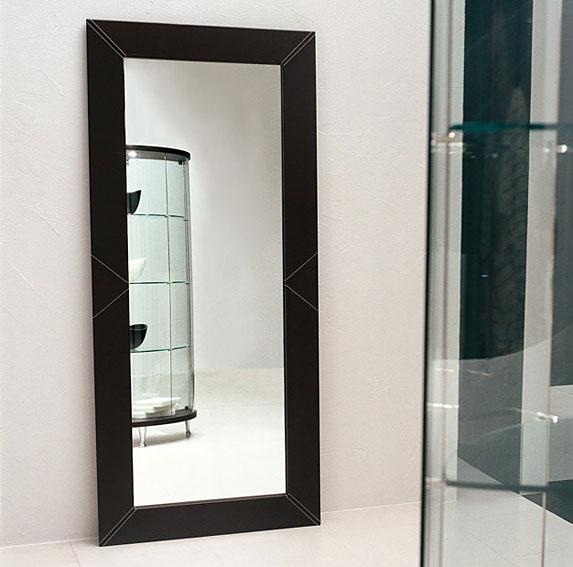 Espejo moderno rectangular harlem tonin casa en cosas de for Espejo rectangular pared