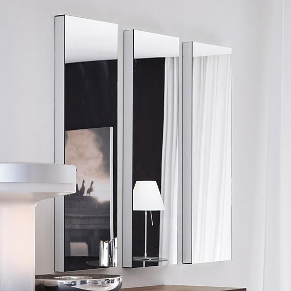 Espejo moderno Rectangular Ryde Tonin Casa