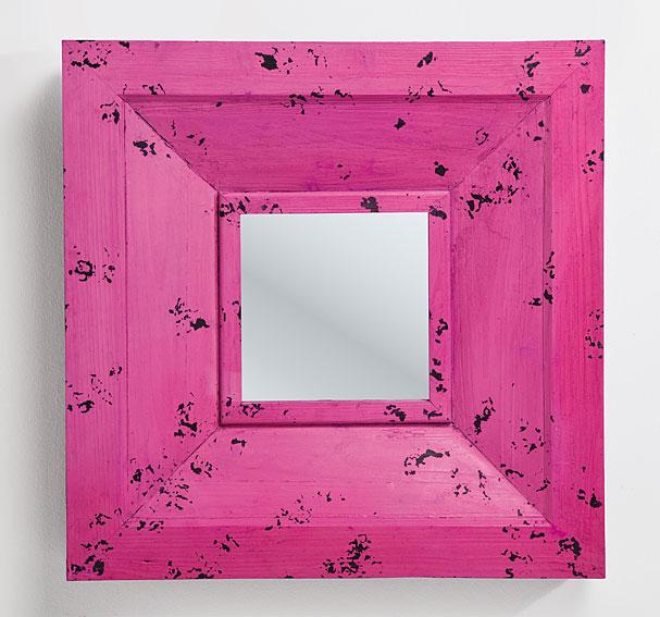 Espejo rosa vintage camera no disponible en for Muebles la rosa
