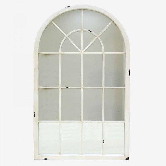 Espejo cuadros blanco vintage Truye