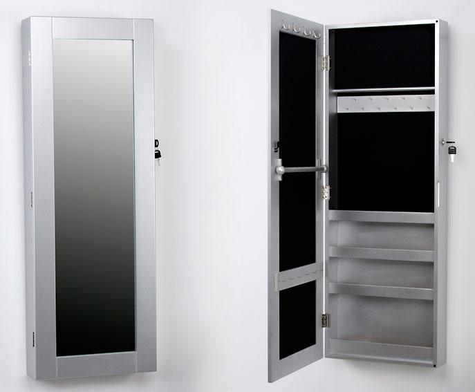 Espejo joyero plata vintage california no disponible en - Mueble espejo joyero ...