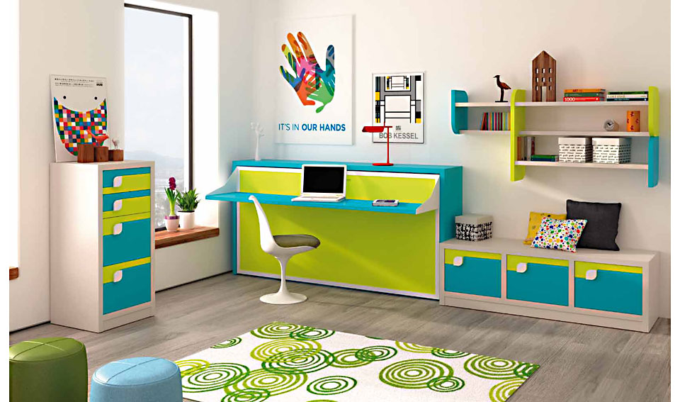 Habitaci n infantil fun en for Muebles de decoracion online