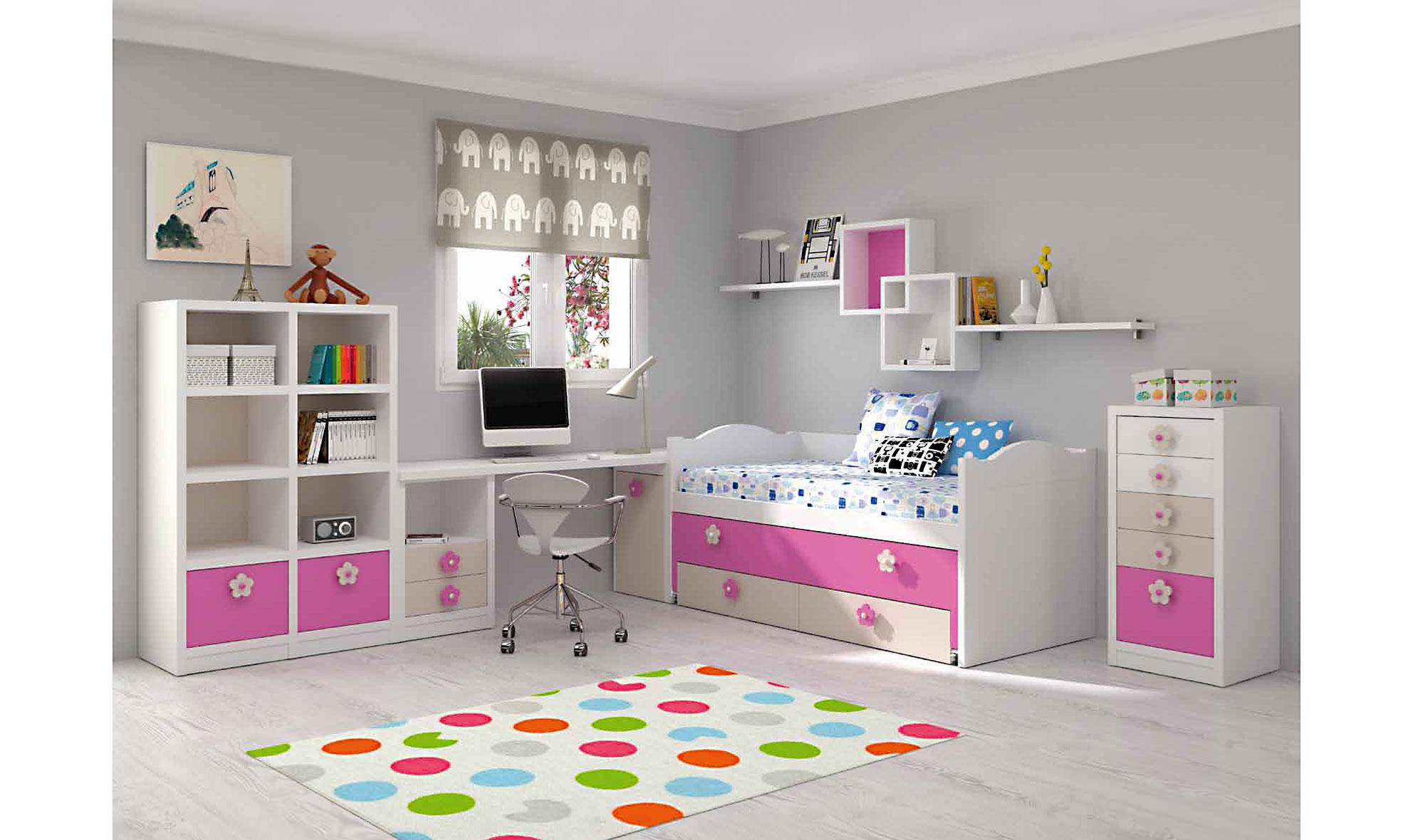 Habitación infantil Lucia en Portobellostreetes