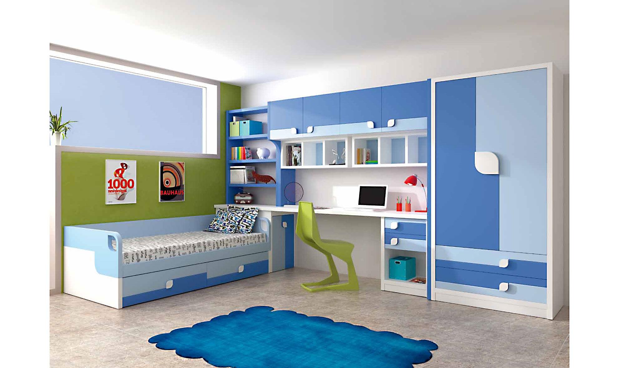 Muebles jamar camas infantiles 20170731164601 for Muebles dormitorio ninos