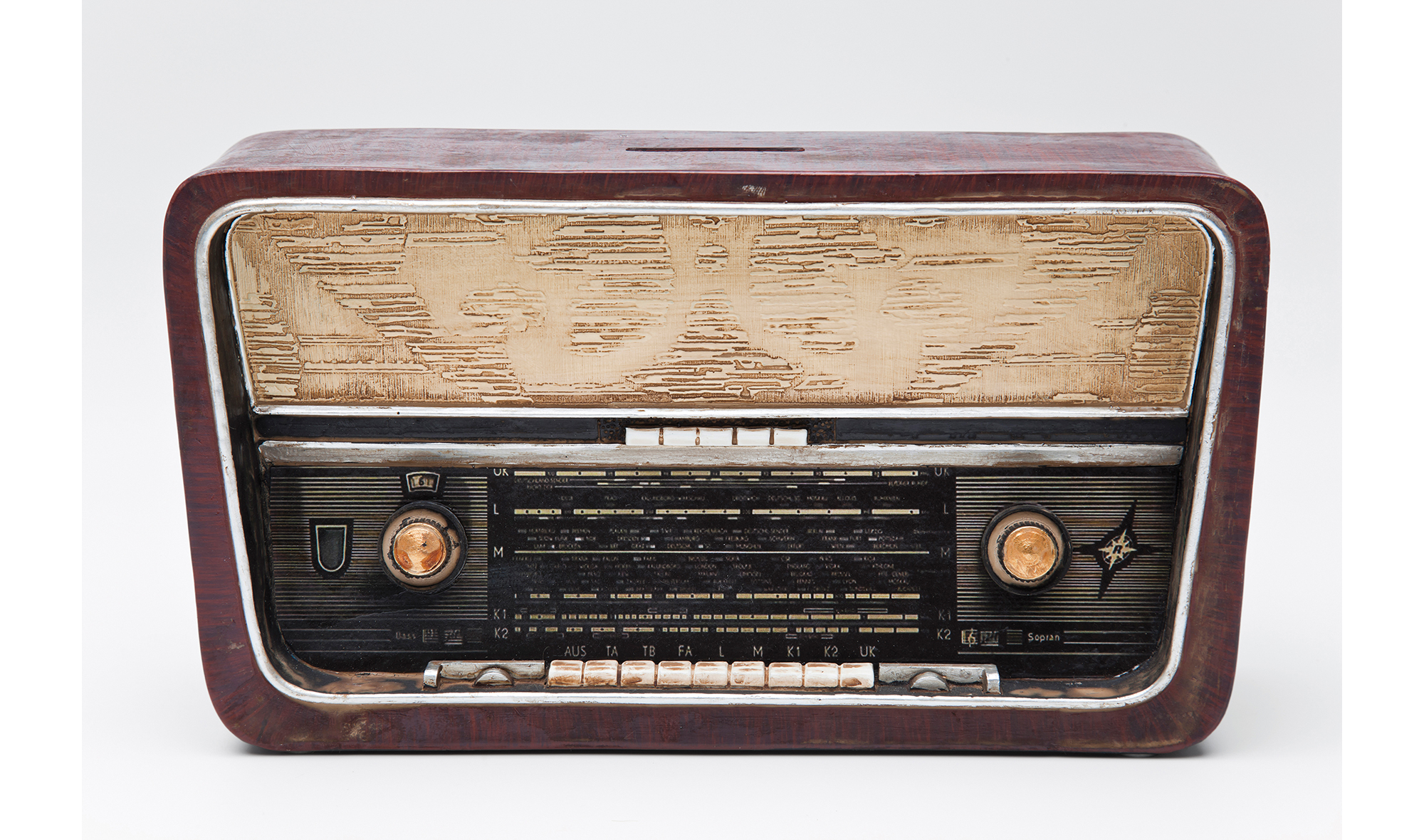 Hucha Radio Antique