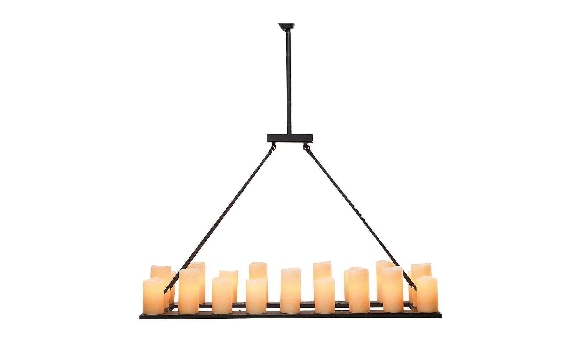 Lámpara Candle Lighyt 20 Kare