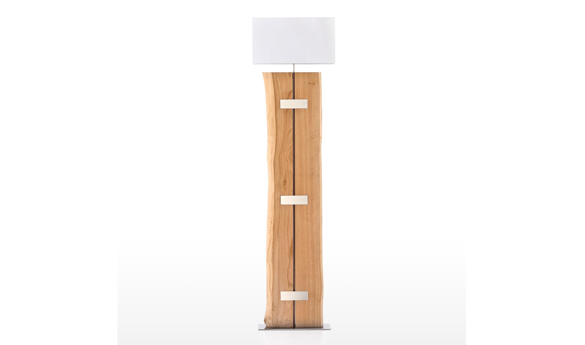 Muebles Martin Peñasco:  Lámpara de pie castaño nórdico Jasper - Lámparas de Pie - Iluminación