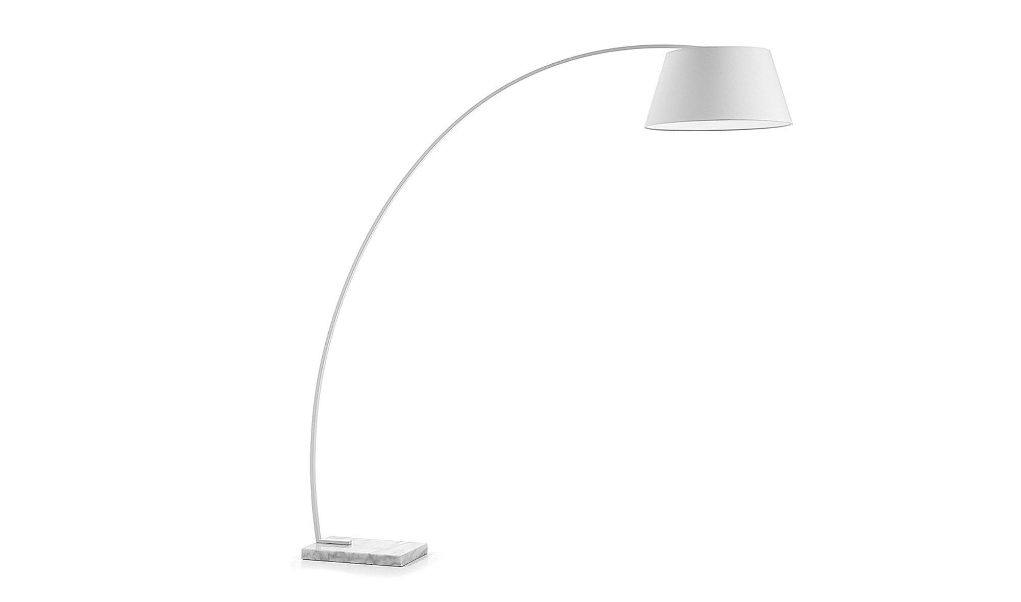 Lámpara de pie de diseño Helios