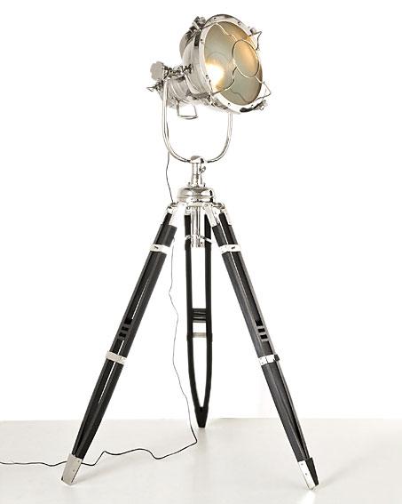 Lámpara de Pie trípode Jumbo
