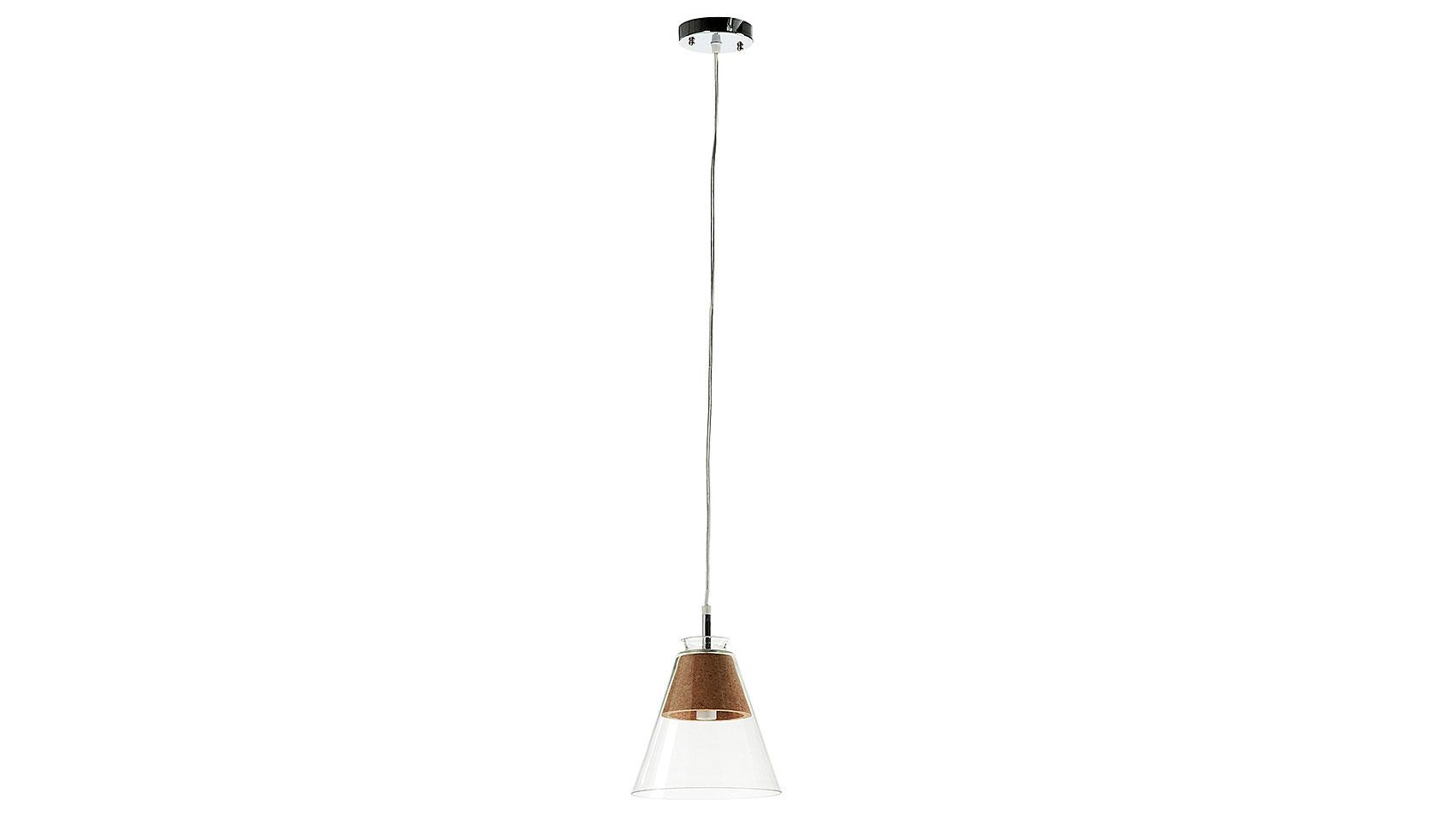 Lámpara de suspensión Tone cristal