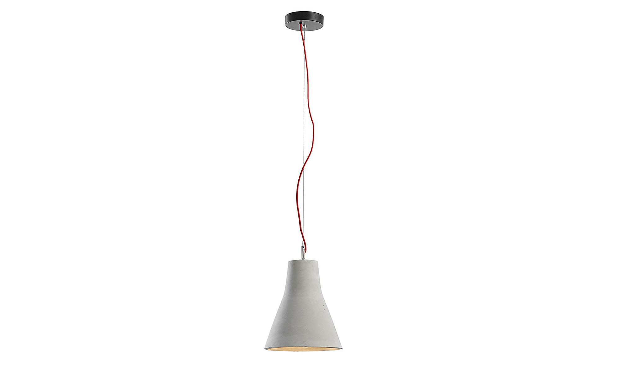 Lámpara de techo vintage Cement