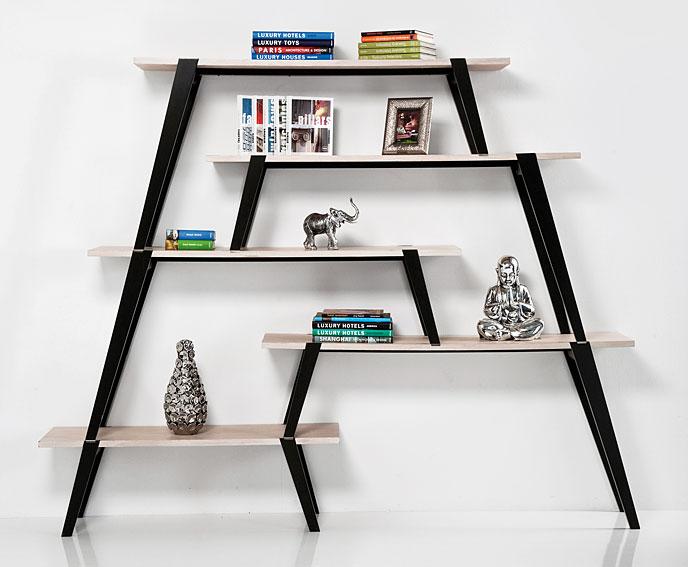 Libreria 5 estantes tribeca no disponible en - Trobal muebles ...