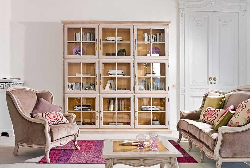 libreria vintage artemis en