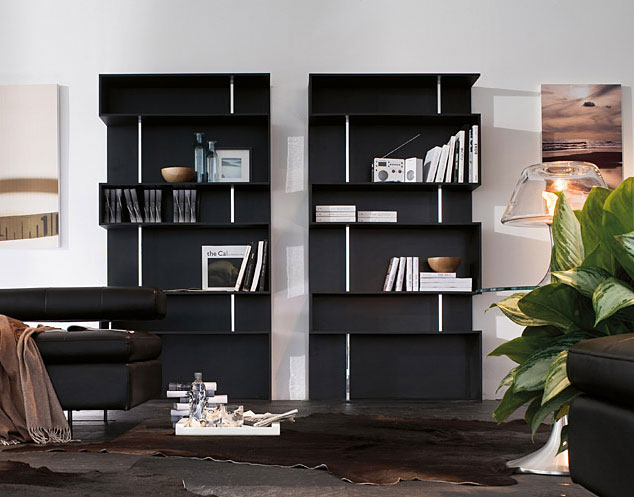 libreria moderna baixa tonin casa en