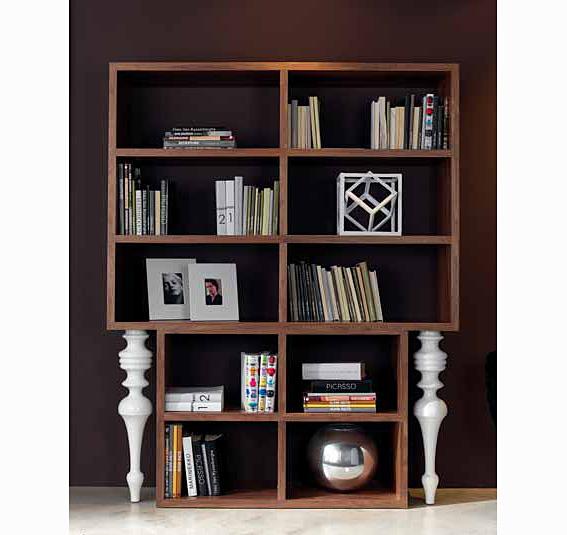 Libreria moderna kata en cosas de arquitectoscosas de for Muebles librerias modernas
