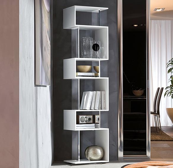 Libreria moderna osuna en for Muebles librerias modernas