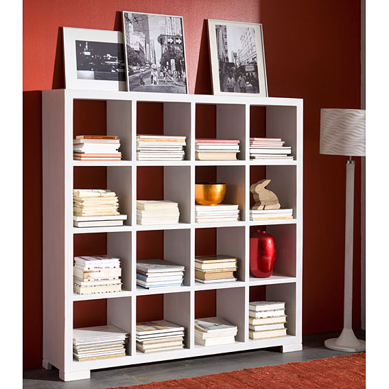 Libreria rubik 4x4 elba no disponible en for Libreria muebles