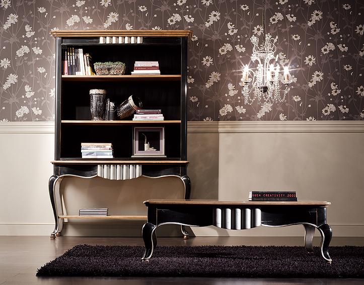 Libreria cl sica valois en for Muebles japoneses antiguos