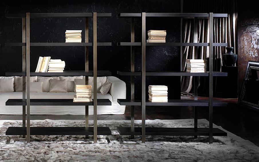 Libreria vintage prince de lujo en for Muebles de libreria