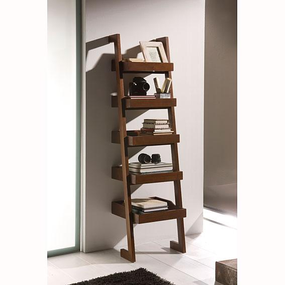 Librer a de pared trendy elo no disponible en for Muebles de pared para living