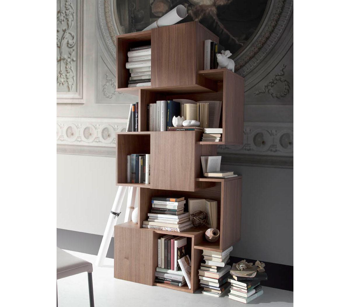 Librer a moderna lapua en - Librerias salon modernas ...