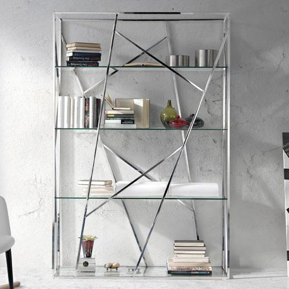 muebles librerias modernas amazing muebles nueva linea