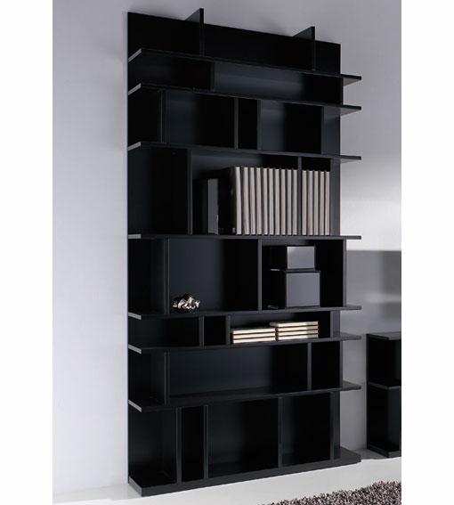 Muebles librerias modernas idea creativa della casa e for Bel design della casa