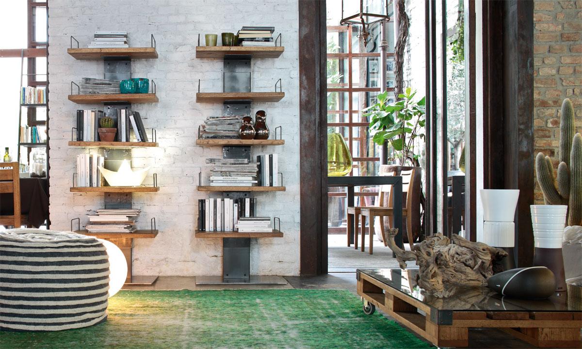 Librer a vintage infinity en - Portobello street muebles ...