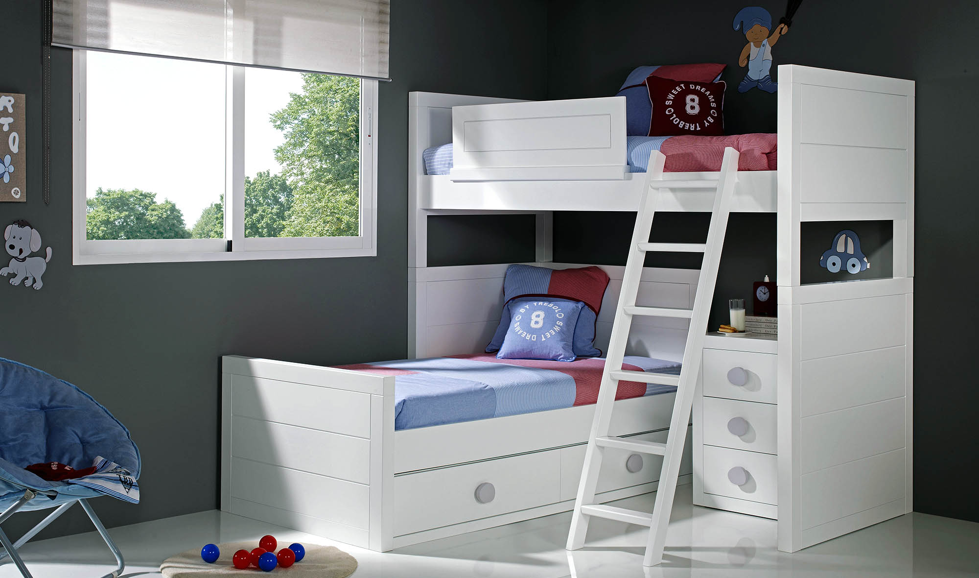 litera con cama nido sport no disponible en