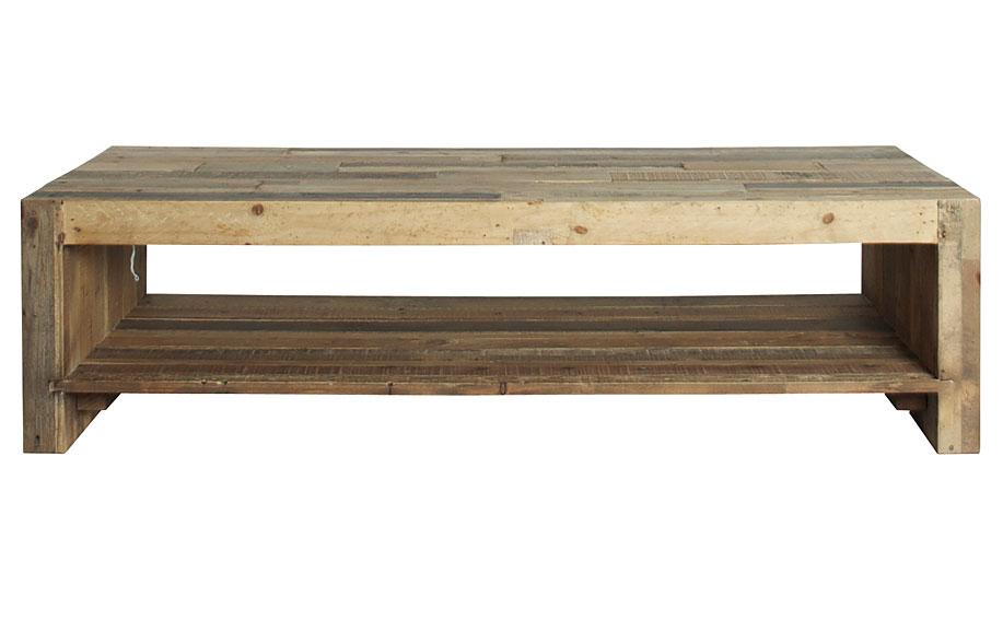 Mueble tv madera reciclada beckwourth no disponible en for Diseno de muebles con madera reciclada