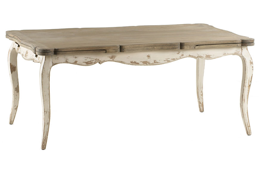 Mesa de Comedor Extensible Vintage Talita no disponible en ...